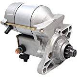 DB Electrical SND0485 Starter Compatible With/Replacement For Acura 1.8 1.8L Integra w/Automatic Transmission 94 95 96 97 98 99 00 01/228000-2060, 228000-2061, 228000-2062