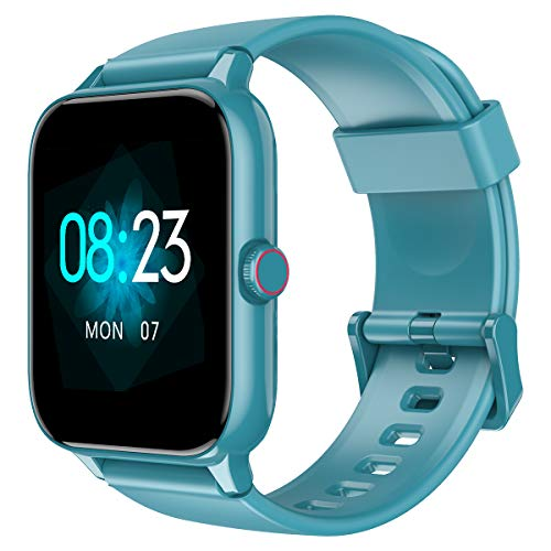 Blackview Smartwatch R3Pro Reloj Inteligente con Pulsómetro, Monitor de Sueño, Cronómetros, Calorías, Podómetro Monitores de Actividad Impermeable IP68 Smartwatch Reloj Deportivo para Android iOS