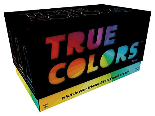 Games Adults Play - true Colors Card Game, Model:GL60048