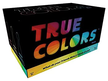 Games Adults Play - True Colors Card Game - What Do Your Friends Really Think of You?