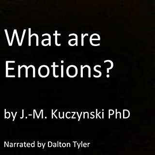 What Are Emotions? cover art