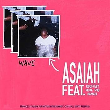 Wave (feat. Kooffeey, Moja, Hamali & R3o)