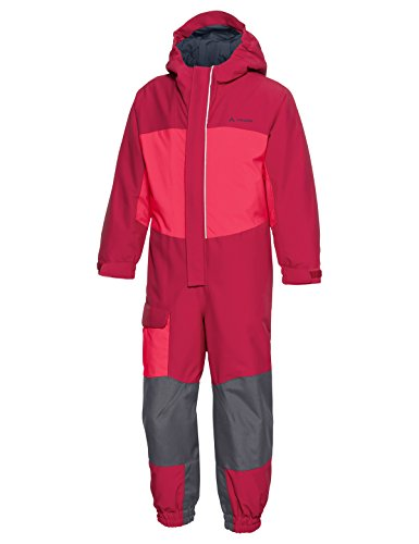 VAUDE Kinder Suricate Overall III, Schneeanzug, bright pink, 98, 40574