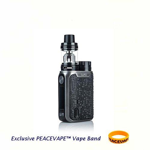 Vaporesso SWAG Kit 80W Kit 2mL Kit de inicio Cigarrillo electrónico (Negro) con...