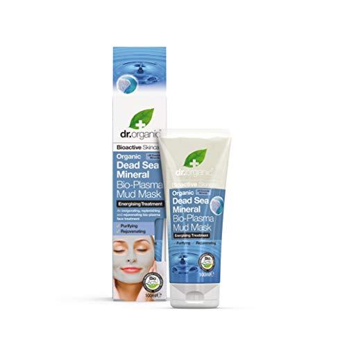 DR ORGANIC Dead Sea Mineral Bio-Plasma Mud Mask 147 g,100 ml,DR00358