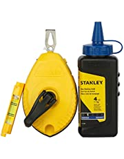 STANLEY 47-443 White/Blue Chalk and Line