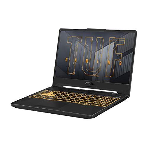 "ASUS TUF Gaming F15 Gaming Laptop, 15.6"" 144Hz FHD IPS-Type Display, Intel Core i7-11800H Processor, GeForce RTX 3060, 16GB DDR4 RAM, 1TB PCIe SSD, Wi-Fi 6, Windows 10 Home, TUF506HM-ES76"