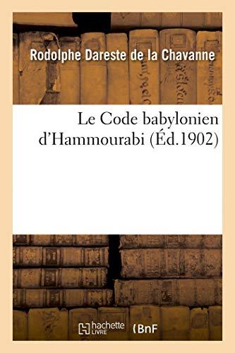Hammurabi Babilonijas kods