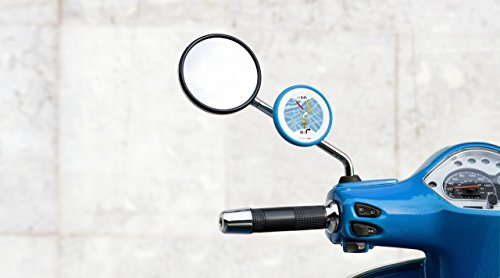 TomTom Silikonhülle (geeignet für VIO) hellblau - 3