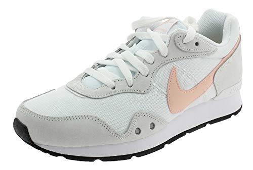 Nike Venture Runner, Sneaker Womens, White/Washed Coral-Black, 38 EU
