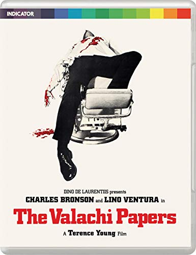 The Valachi Papers (Limited Edition) [Blu-ray] [2020]