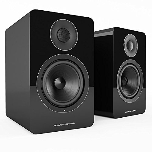Acoustic Energy AE1 Active Pair - Black