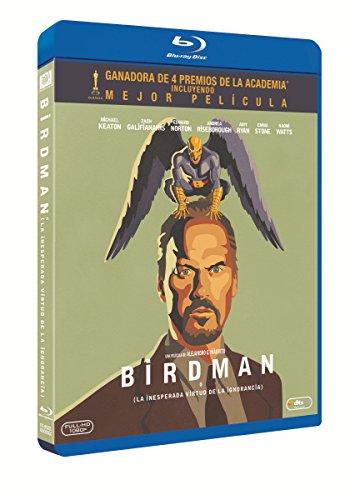 Birdman Blu-Ray [Blu-ray] 🔥