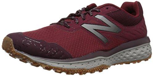 New Balance Mt620v2 - Zapatillas de Running para Hombre, Color Negro, Color Rojo, Talla 40 EU