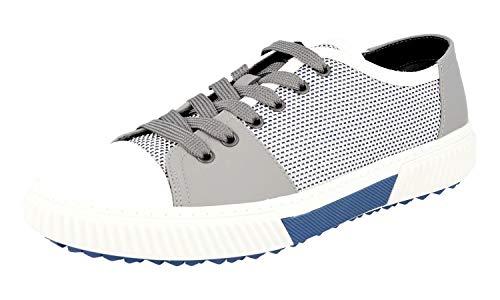 Prada Herren Mehrfarbig Stoff Sneaker 4E3058 40 EU / 6 UK