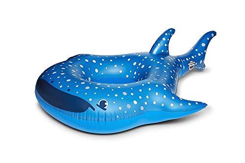 BigMouth Inc Flotador Gigante para Piscina de Tiburones Ballena