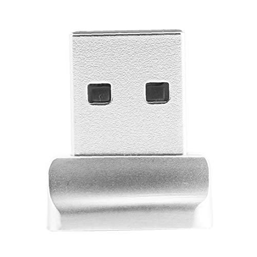 NaiCasy USB sensore di Impronte digitali Scanner di Impronte digitali Lettore di Windows Lettore di Impronte digitali di Sicurezza del modulo del sensore Chiave per Instant Tocco del Nastro Nero