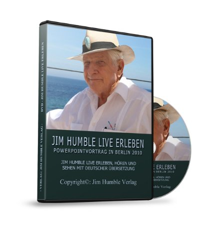 Jim Humble live erleben, 1 DVD