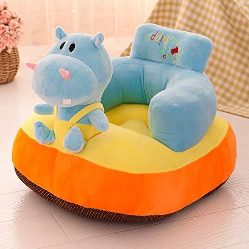 Housse Support pour Canapé Bébé, Couverture pour Canapé Chaise de Dessin Animé Mignon pour Couverture de Canapé Siège pour bébé Apprenez à vous asseoir