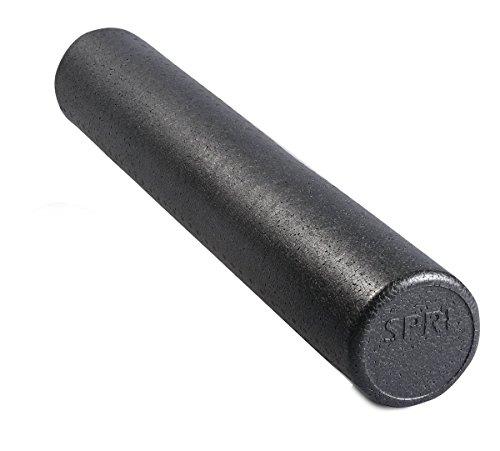 SPRI Foam Roller High Density Extra Firm Muscle Massage Roller, 36-Inch