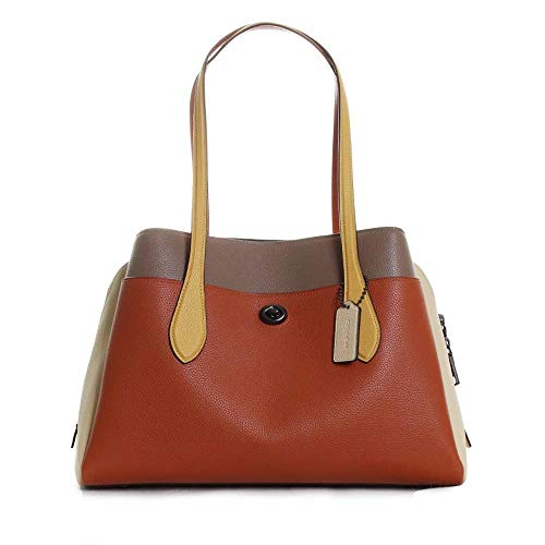 COACH Lora Carryall V5/Ginger Multi One Size