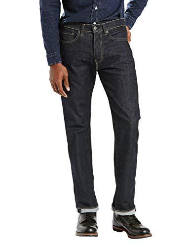 Levi's 501 Original Straight - Pantalones Vaqueros para Mujer Rigide 36W x 34L