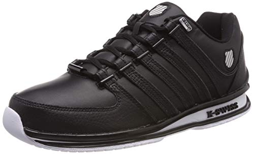 K-Swiss Herren Rinzler SP Sneaker, Schwarz (Black/Black/White 044), 40 EU