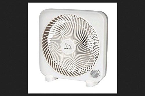 Polar-Aire S-9PB Mini Box Fan, 9'