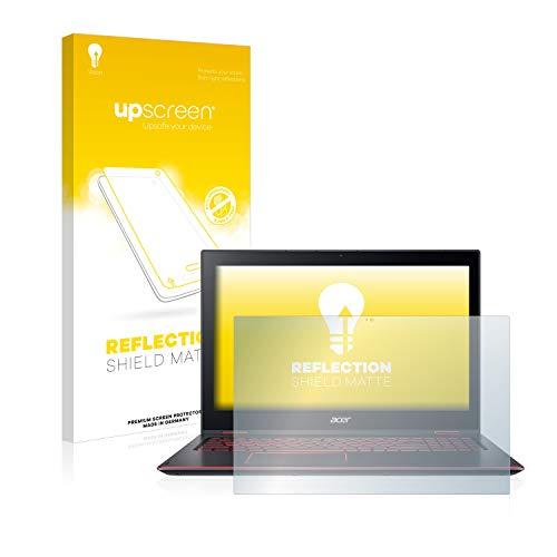 upscreen Entspiegelungs-Schutzfolie kompatibel mit Acer Nitro 5 Spin – Anti-Reflex Bildschirmschutz-Folie Matt