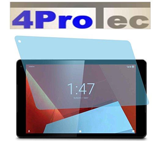 4ProTec I 4X Crystal Clear klar Schutzfolie für Vodafone Tab Prime 7 Premium Bildschirmschutzfolie Displayschutzfolie Schutzhülle Bildschirmschutz Bildschirmfolie Folie