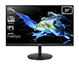 Acer cb272bmiprx monitor professionale freesync da 27', display ips full HD (1920x1080), 75 Hz,...