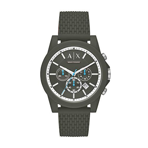 Listado de Reloj Armani Exchange Negro al mejor precio. 13