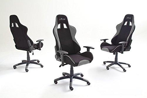 MC Racing 2 Gamingstuhl Bürostuhl Bild 5*