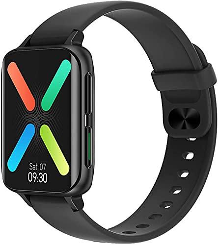 ALXLX 1.78 Pulgadas Smartwatch 230mah Smart Watch para Hombres Y Mujeres Fitness Sports Función Mp3 Bluetooth Llamada Reloj para Android iOS Men and Women Dt93, D