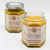 English Country Candle Company | Jar Candle | Handmade in the UK | 100% Natural Beeswax