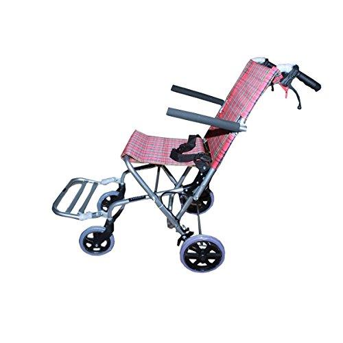 Karma Transit Light Weight Aluminium Wheelchair (Multicolour)