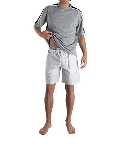 Punto Blanco Athletix - Pijama corto (gris/S)