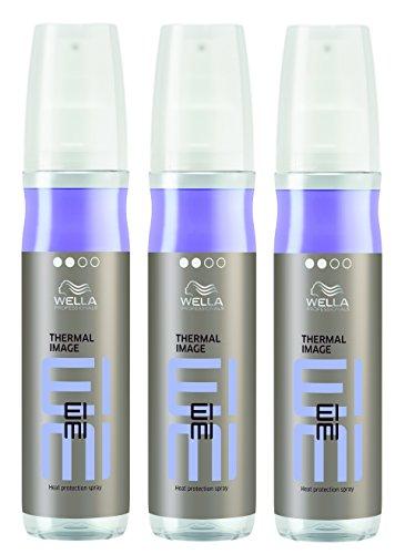 3er Thermal Image Hitzeschutz Spray EIMI Wella Professionals je 150 ml = 450 ml