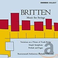 Frank Bridge Variations / Simple Symphony