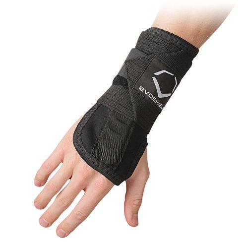 EvoShield A154 Sliding Wrist with Metal Insert, Black, Large/X-Large,...
