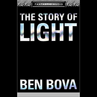 The Story of Light audiobook cover art