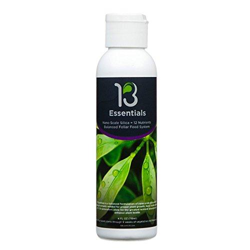 13Essentials Foliar Spray Fertilizer, Food for Stunning Growth...