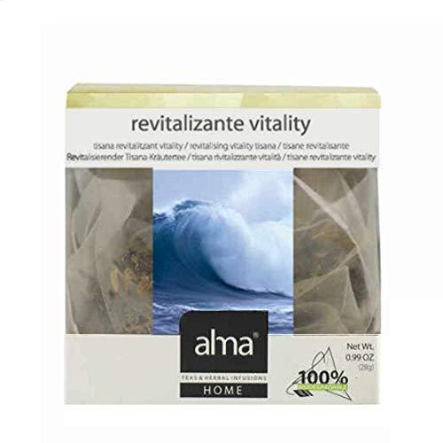Alma Revitalizante Vitality Tisana - 15 Piramides