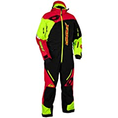 The Freedom Monosuit is an ultra tough, polyester/nylon 3M Thinsulate Extra Warmth shell featuring Ven-Tex 2.0 windproof, waterproof, breathable laminated shell materials. Part of Castle's Back Country Series which are designed to excel in both on an...