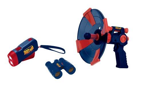 LEXIBOOK RPS016 - Kit de Espionaje (electrónico), diseño de Spider-Man