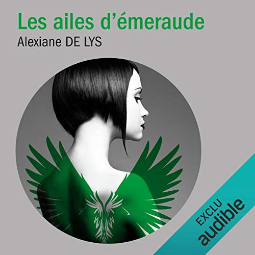 Les ailes d'émeraude audiobook cover art