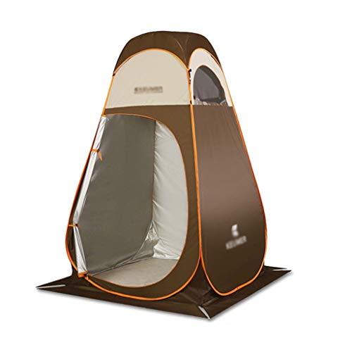 SSG Home Utilisation Multiple Sports de Plein air Tente Camping Épaississement Crème Solaire Anti-Pluie extérieur Mobile Pêche Shed Intérieur Tente Pliante Coupe-Vent Respirant Équipement d'extérieur