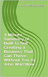 John Warrillow makes the list of The Best Sales Books recommended by Wes Schaeffer, The Sales Whisperer®.