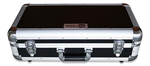 Universele koffer voor accessoires adapter Medium zwart