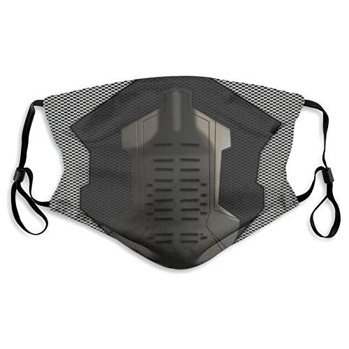 Winter Soldier Adult Mask Face Guard Face Shield Face Masks Medium